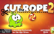Прохождение Cut the Rope 2