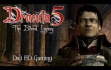 Полное прохождение Dracula 5: The Blood Legacy HD на андроид