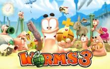 Полное прохождение Worms 3 для андроид