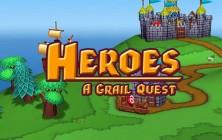 Прохождение игры Heroes: A Grail Quest на андроид